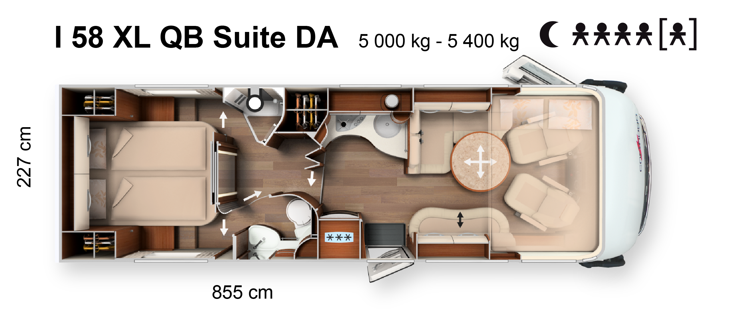 58 XL QB Suite DA-01